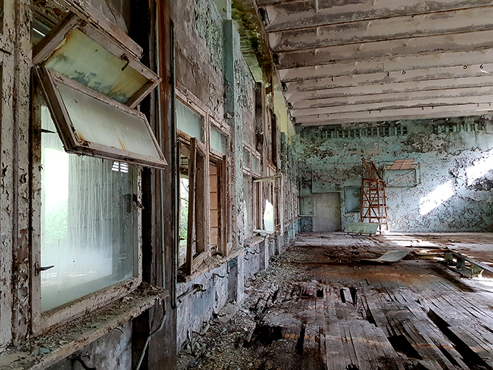 The School Pripyat
