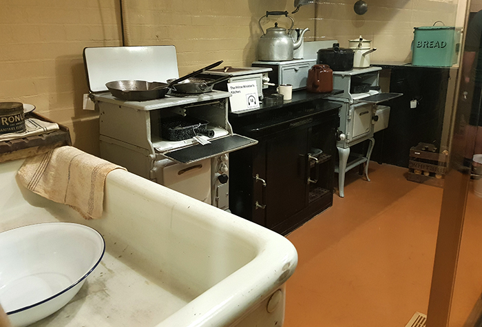 The Kitchen Churchill